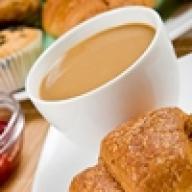 Na śniadanie —