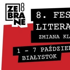 Festiwal Literacki Zebrane