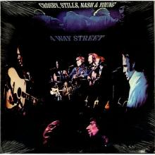 Crosby, Stills & Nash — 4 WAY STREET