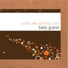 Baby Grand — EP: LIGHTS ARE GETTING LOW