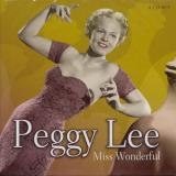 Peggy Lee — Miss Wonderful