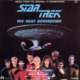 Jerry Goldsmith — STAR TREK: THE NEXT GENERATION [SOUNDTRACK]