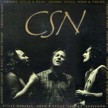 Crosby, Stills & Nash — CARRY ON