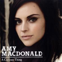 Amy Macdonald — A CURIOUS THING
