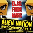Ph Electro — Alien Nation (DJs from Mars Remix Compilation, Vol. 1)