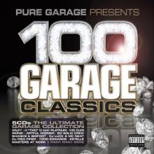 Shaolin Master — Garage Classics (Mixed by The Wideboys)
